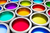 Betonfarbe Bodenfarbe Bodenbeschichtung für Garage, Keller, Garagenboden, Balkon | Beton Boden...