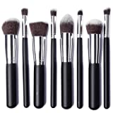 XCSOURCE 8tlg Professionelles Make-Up Pinsel Set Lidschatten Rouge Stiftung Pinsel Puder Pinsel...