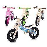 Baby Vivo Laufrad Kinderlaufrad Kinder Fahrrad Lauflernrad Balance Bike mit 12 Zoll Rädern Pirat ab...