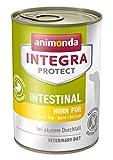 animonda Integra Protect Hunde Intestinal mit Huhn | Diät Hundefutter | Nassfutter bei Durchfall...