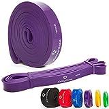 Fitnessbänder / PowerBands aus 100% Latex in Studio-Qualität »PullMeUp« - Die perfekten Rubber...
