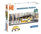 Clementoni 39373.2 - Puzzle 'High Quality Kollektion Panorama - Minions', 1000 Teile