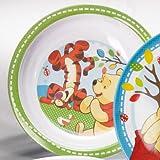 Teller Kindergeschirr 'Winnie Puuh', Tief, Ø: 22 cm
