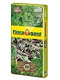 Floragard Bio Kräuter- und Aussaaterde ohne Torf 40 L • Bio-Spezialerde • zur Anzucht und zum...