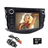 Auto in Dash Radio für Toyota RAV4 2006 2007 2008 2009 2010 2011 17,8 cm Monitor DVD Player...