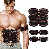 Muskelstimulator,Elektrische Muskelstimulation,Professionelle EMS-Training Muskeltrainer...