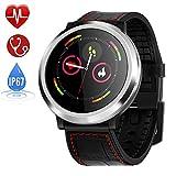 Zagzog Bluetooth Smartwatch Fitness Uhr Intelligente Armbanduhr Sport Uhr mit Schrittzähler...