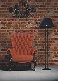 Brewster Tapete, Backsteine, Orange, FD31045