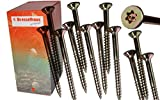 Torx Spanplattenschrauben 5,0 x 80 mm, Dresselhaus JD79, I-Stern, 500 Stk/Paket
