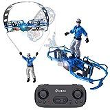 EACHINE E019 Mini Drohne Für Kinder und Anfänger,RC Quadcopter, Stunt Ferngesteuerte Hubschrauber...