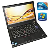 Lenovo ThinkPad T420 35,6 Cm (14 Zoll) Notebook (Intel Core i5 i5-2520M 2,5GHz, 4GB Ram,500GB HDD...