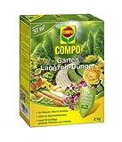 COMPO Garten Langzeit-Dünger für alle Gartenblumen, Obst und Gemüse, 6 Monate Langzeitwirkung, 2...