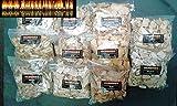 BBQ Smokerholz oder Räucherholz 2,2 KG Woodchips Sammlung zum Probieren