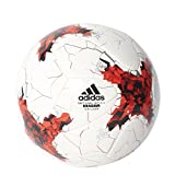 adidas Erwachsene Confederations Cup Topglider Fußball, Top:White/Red/Power Red/Clear Grey...