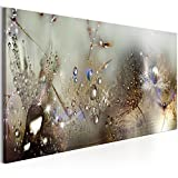murando - Bilder Pusteblume 120x40 cm Vlies Leinwandbild 1 TLG Kunstdruck modern Wandbilder XXL...