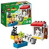 LEGO Duplo 10870 - Tiere auf dem Bauernhof, Lernspielzeug