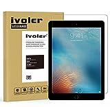iPad 9.7 Zoll 2017 Version / iPad Pro 9.7 Zoll / iPad Air / iPad Air 2 Panzerglas Schutzfolie,...