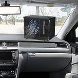 Qiman Auto-Klimaanlagen-Ventilator, justierbares 12V...