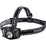 Varta 5 x 5 mm LED Indestructible Head Light H10 (inkl. 3x High Energy AAA Batterien Taschenlampe...