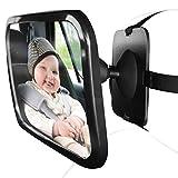 Rücksitzspiegel groß für Ihr Auto von Baby Hifa, Babyspiegel speziell für Kinder und Babys,...