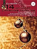 14 Advanced Christmas Favourites - Clarinet. Für Klarinette