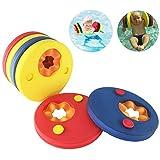 Schwimmscheiben, KingShark Schwimmscheiben Kids Schwimmreifen Schwimmhilfe Armbinden Schwimmer Discs...