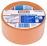 tesa Abdeckband Putzband Orange 33mx50mm ohne Umverpackung