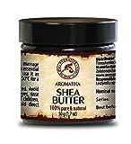 Shea butter / Sheabutter 100 % rein und natürlich, raffiniert Karité Body Butter 100 ml,...