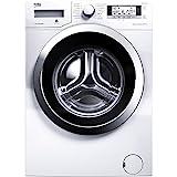 Beko WYA 81643 LE Waschmaschine / A+++ / sparsame 190 kWh/Jahr / 1600 UpM / 8 kg / weiß /...