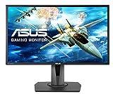 Asus MG248Q 61,0 cm (24 Zoll) Monitor (Full HD, 3D-Fähig, DisplayPort, 144 Hz, 1ms Reaktionszeit)...