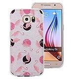 Galaxy S6 hülle, Samsung S6 Bling Bling Case, BONROY® TPU Silikon Schutz Handytasche HandyHülle...