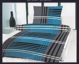TOP Bettwäsche Garnitur in vielen Qualitäten und Größen mit RV in über 30 verschiedenen Mustern...