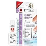 Eveline Cosmetics Nail Therapie Nail Whitener 3in1Whitening Klimaanlage gegen Verfärbungen...