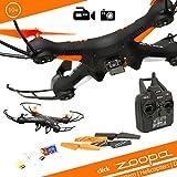 zoopa ZQ0420 - ACME - Q 420 cruiser Quadrokopter, 720p HD Cam, 6-Achsen Gyro System, 2.4 GHz...