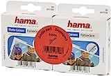 Hama Fotoecken (selbstklebend, praktische Spenderbox, säurefrei, lösemittelfrei, geeignet für...