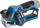 Bosch Professional Akku Hobel GHO 12V-20 (ohne Akku, Hobelmesser, Schraubenschlüssel, Karton, 12...