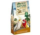 Dehner Best Nature Vogelfutter, Grosssittichfutter, 2.5 kg