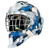 Bauer NME4 Goalie Maske Motive Junior, Farbe:Wall Blue