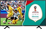 Hisense H43NEC5205 108 cm (43 Zoll) Fernseher (Ultra HD, Triple Tuner, Smart-TV)