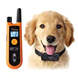 [NEUES Modell] Hunde Erziehungshalsband, marsboy Ferntrainer Ton und Vibration Training...