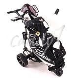 Elektro Golf Trolley CADDYONE 450 mit Funkfernbedienung