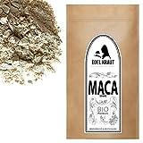 EDEL KRAUT   BIO SCHWARZES MACA PULVER Premium Superfood 100% MACAWURZEL SCHWARZ 500g