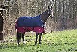 Pferde Outdoordecke Weidedecke TYREX 1200 Denier 150g Füllung, wasserdicht, atmungsaktiv,...
