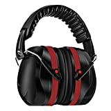 Homitt Ohrenschützer/ Gehörschutz mit verstellbar Kopfbügel für Erwachsene und Kinder inkl....