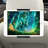 Autohalterung Tablet, Tablet halter Kfz Kopfstützenhalterung Tablet Kopfstützenhalter Einstellbare...