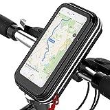 Fahrrad Handyhalterung, Lovicool Handyhalter Fahrrad Tasche Rahmentasche Fahrrad Lenkertasche...