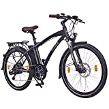 NCM Essen 36V 26' Zoll Urban City E-Bike, 250W Bafang Heckmotor, 13Ah 468Wh Li-Ion Akku, Shimano...