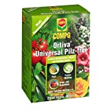 COMPO Ortiva Spezial Pilz-frei, Bekämpfung von Pilzkrankheiten an Zierpflanzen, Rosen und Gemüse,...