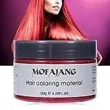 Haar Wach Styling Wax, Einweg Hair Wax Haar Styling Modellierung Haar Forming Cream für Männer...