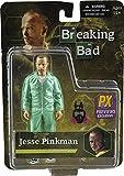 Mezco 75244 - Breaking Bad Actionfigur Jesse Pinkman Hazmat Suit Previews Exclusive 15 cm,...